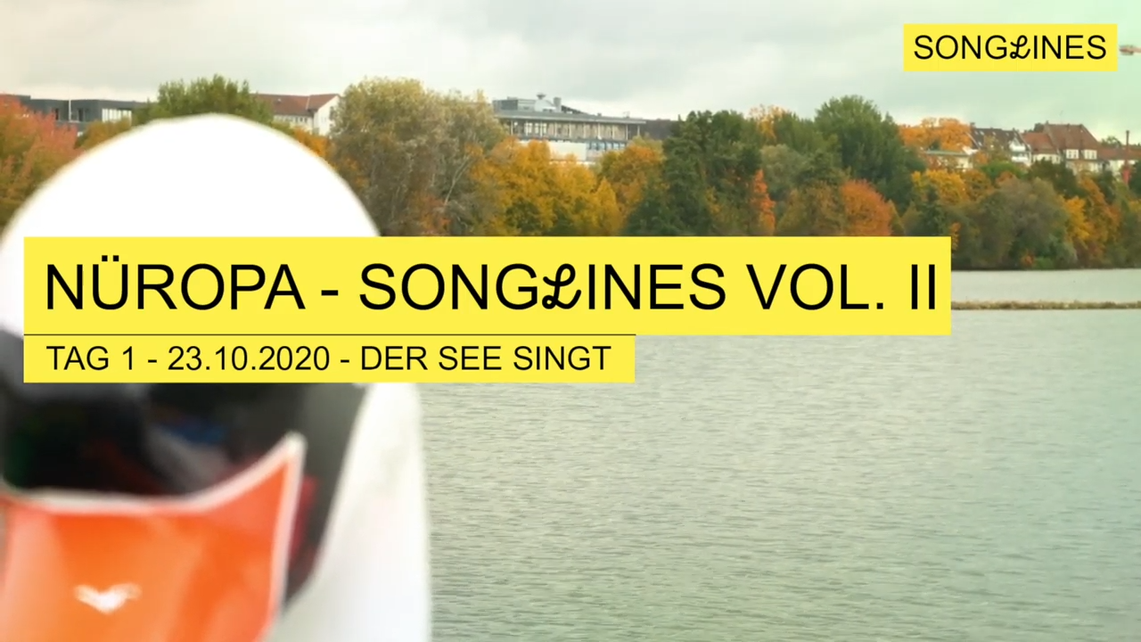 Video: SONGLINES Vol. II - NüROPA DAY 1