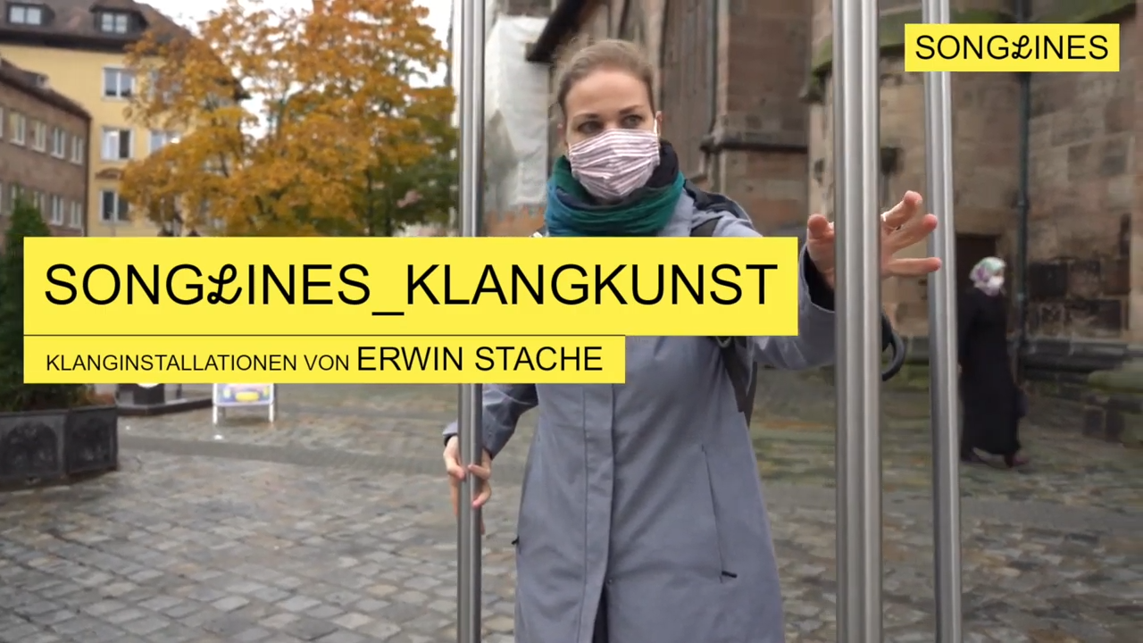 Video: SONGLINES_klangkunst - Sound installations by ERWIN STACHE